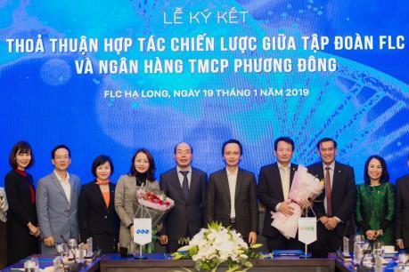 OCB ký thỏa thuận hợp tác toàn diện cùng Tập đoàn FLC
