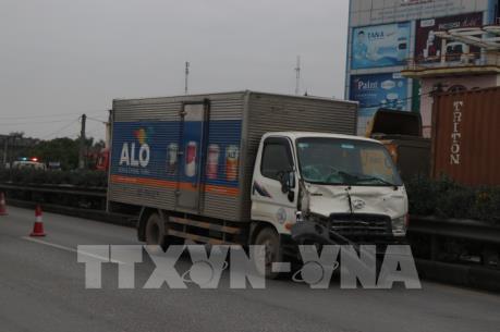 Nghiên cứu phạt nguội xe tải vào đường cấm từ hình ảnh người dân cung cấp