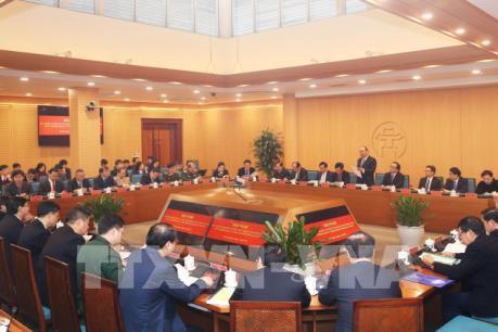 Lấy ý kiến về Đề án thí điểm quản lý theo mô hình chính quyền đô thị của Hà Nội