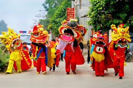 Những địa điểm vui chơi Tết Nguyên đán 2019 hấp dẫn tại Hà Nội