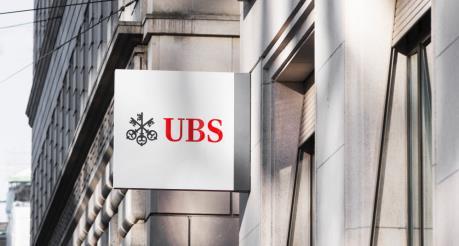 Lợi nhuận của UBS tăng gấp 5 lần
