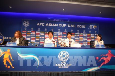 ASIAN CUP 2019: Tuyển Nhật Bản chuẩn bị thế nào trước trận gặp Việt Nam?