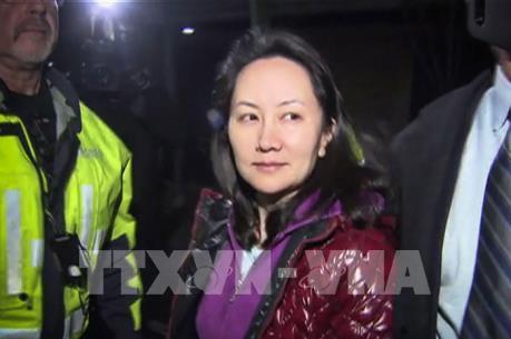 """Trung Quốc cáo buộc Mỹ """"ứng xử chèn ép"""" khi đòi dẫn độ bà Mạnh Vãn Chu"""