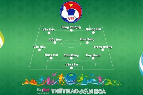 Xem trực tiếp ASIAN CUP 2019 Việt Nam - Nhật Bản