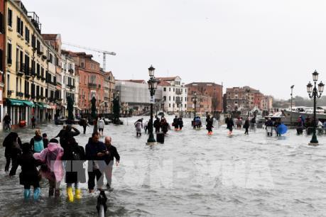 Châu Âu tìm cách bảo vệ di sản văn hoá trước thảm họa thời tiết