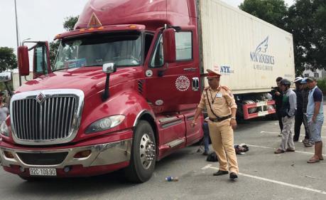 Đà Nẵng phát hiện phụ xe container dương tính với ma túy