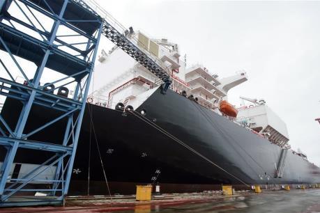 Trung Quốc giữ vững vị trí số 1 trong ngành đóng tàu thế giới