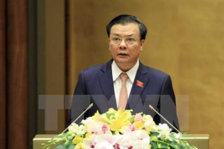 Bộ trưởng Đinh Tiến Dũng: Thị trường tài chính Việt Nam và Anh có tiềm năng hợp tác lớn