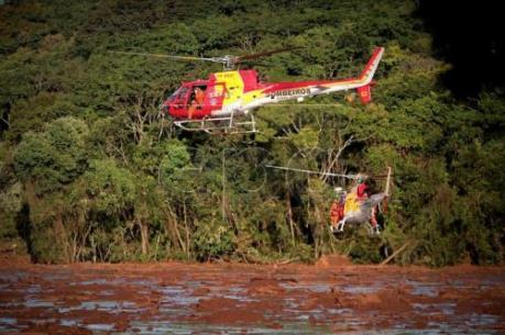 Tập đoàn khai thác khoáng sản Vale bị phong tỏa tài sản sau vụ vỡ đập