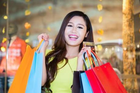 Chi tiêu thẻ tín dụng SHB MasterCard, nhận vàng SJC