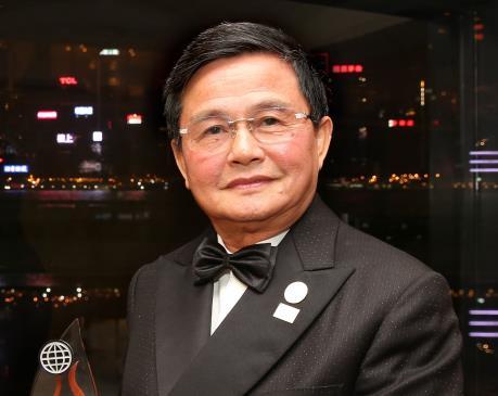 Hồn thơ trong doanh nhân Nguyễn Đăng Giáp