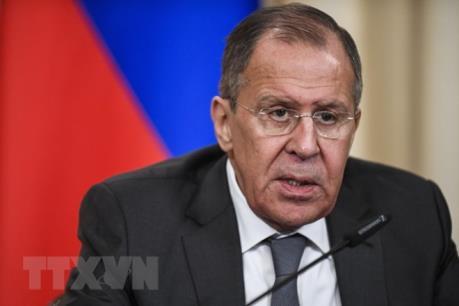 Nga: Các biện pháp trừng phạt của Mỹ với Venezuela là bất hợp pháp