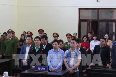 Bị cáo Hoàng Công Lương bị tuyên án 42 tháng tù