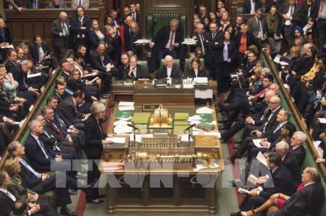 Hạ viện Anh chất vấn Thủ tướng Theresa May về vấn đề Brexit