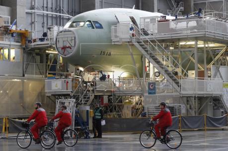 """Airbus phát hiện """"sự cố mạng"""" nhằm vào hệ thống thông tin kinh doanh"""