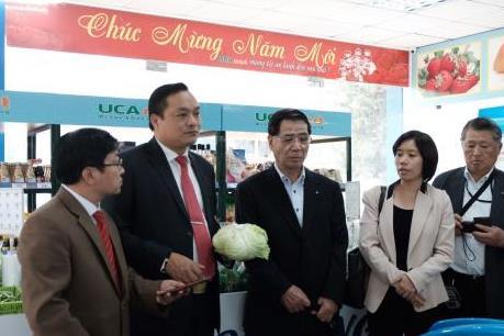 Doanh nghiệp Nhật tìm cơ hội hợp tác đầu tư vào nông sản Việt