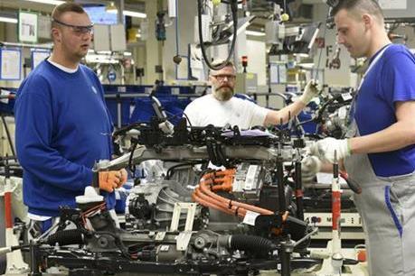 Nhu cầu lao động của kinh tế Đức vẫn rất lớn