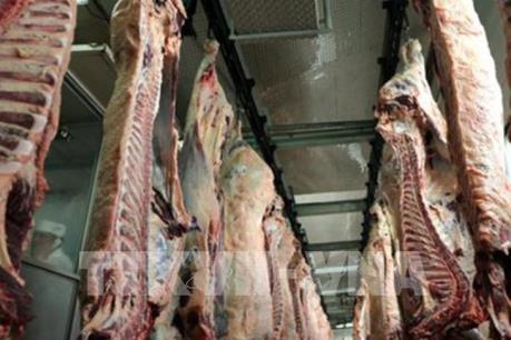 """Gần 800 kg thịt bò """"bẩn"""" được tuồn vào Pháp"""