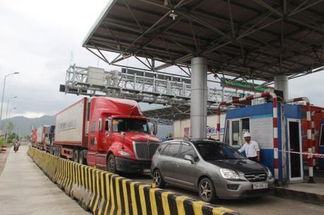 Nguyên nhân gây ùn tắc tại trạm thu phí Ninh Lộc, Khánh Hòa