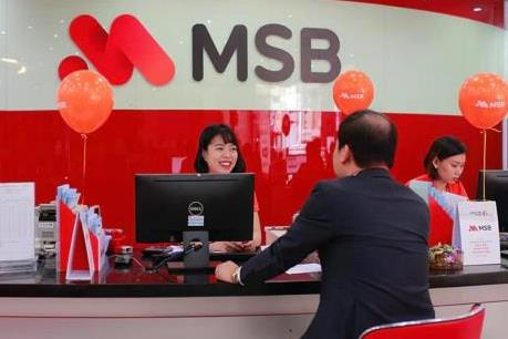 MSB tăng mạnh lãi suất kỳ hạn dài từ ngày mai 21/2