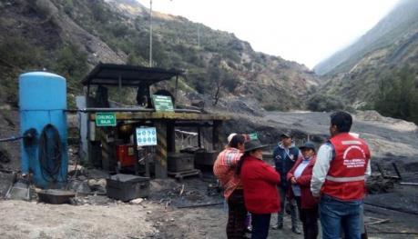 Sập hầm ở Peru, nhiều thợ mỏ bị mắc kẹt ở độ sâu 800 m