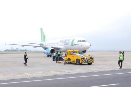 Bamboo Airways khai trương đường bay Tp. Hồ Chí Minh – Vân Đồn