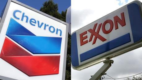 Exxon Mobil và Chevron vẫn làm ăn tốt dù giá dầu giảm
