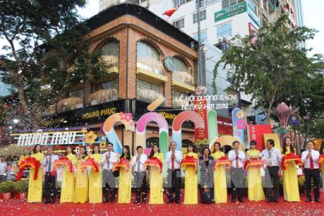 Lễ hội Đường sách Thành phố Hồ Chí Minh Tết Kỷ Hợi 2019