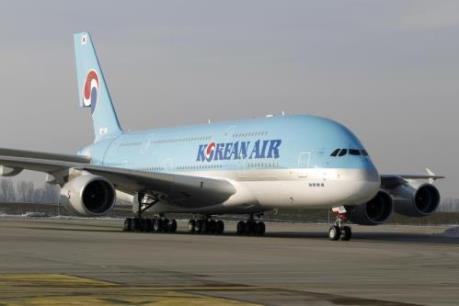 Korean Air đình chỉ một chặng bay tới Nhật Bản