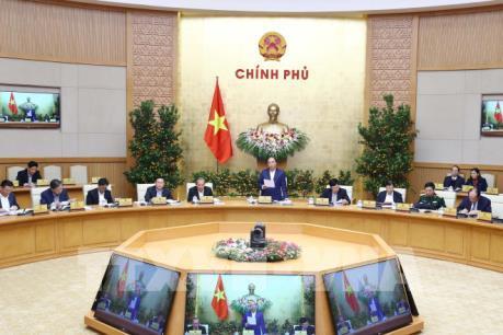 Phiên họp tháng 1 của Chính phủ: Quán triệt phương châm năm 2019