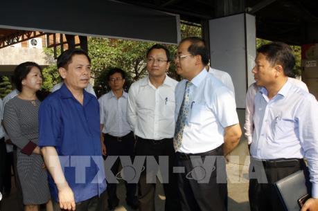 Tp. Hồ Chí Minh thông tin về lượng vé tàu tại ga Sài Gòn dịp Tết