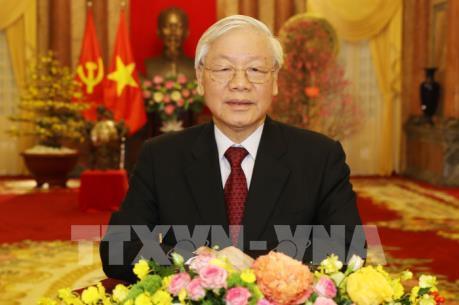 Tổng Bí thư, Chủ tịch nước Nguyễn Phú Trọng sẽ thăm Lào và Campuchia
