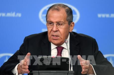 Nga tuyên bố sẽ đáp trả tương xứng sau khi Mỹ rút khỏi INF