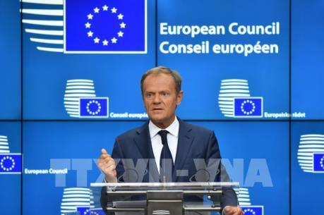 EU sẽ không xem xét lại thỏa thuận Brexit với Anh