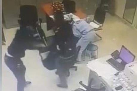 Cướp tại Trạm thu phí cao tốc Long Thành - Dầu Giây