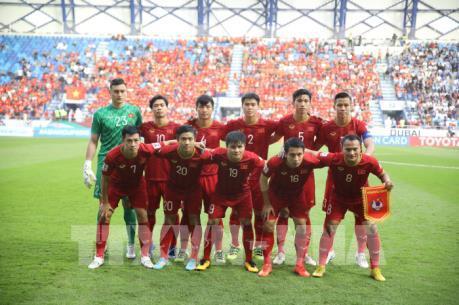VFF thông tin về cơ hội dự World Cup 2022 của Đội tuyển Việt Nam