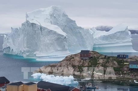 Báo động tình trạng nước biển dâng do băng tan nhanh