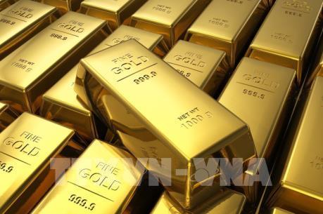 Giá vàng ghi nhận tuần giảm thứ năm trong sáu tuần
