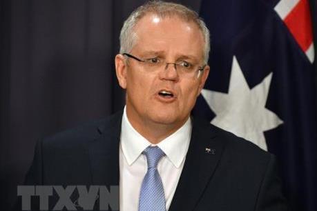 Thủ tướng Australia nhấn mạnh nhiệm vụ bảo đảm an toàn và an ninh quốc gia