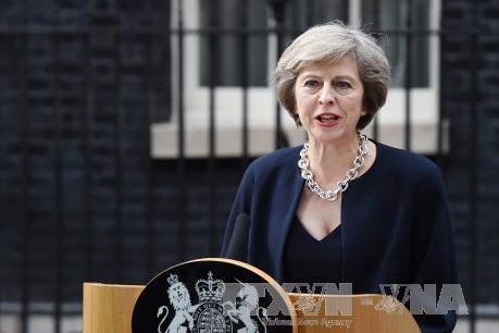 Bà Theresa May khẳng định tiếp tục làm Thủ tướng Anh sau Brexit