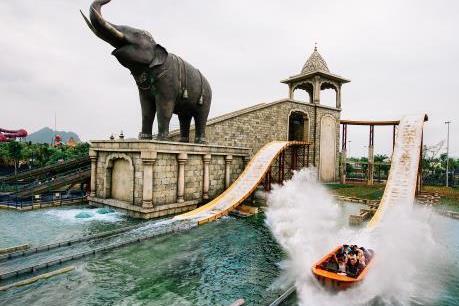Disneyland Việt và hành trình mở lối từ các Sun World