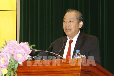 PTT Trương Hòa Bình: Hoạt động Kiểm toán Nhà nước cần theo sát điều hành của Chính phủ