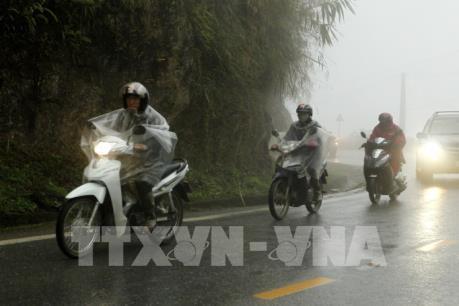 Dự báo thời tiết ngày mai 11/3: Bắc Bộ có mưa vài nơi, trời tiếp tục rét