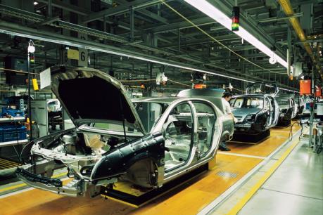 Mexico vượt Hàn Quốc trở thành nước sản xuất ô tô nhiều thứ 6 thế giới