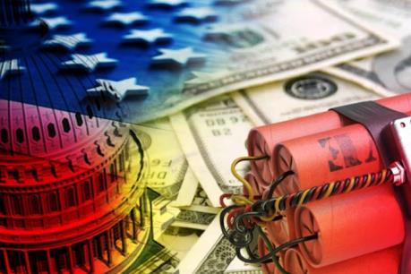 Nợ công của Mỹ tương đương GDP