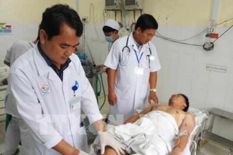 Tình hình sức khỏe các nạn nhân vụ xe khách đâm vào nhà dân tại Khánh Hòa