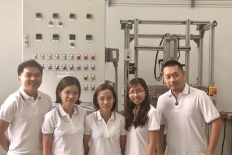 Lần đầu tiên Việt Nam tổng hợp được màng vô cơ tách khí