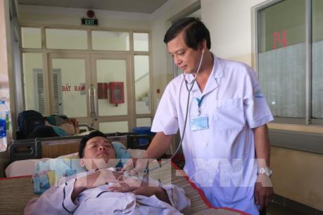Bệnh sốt xuất huyết tại Tp Hồ Chí Minh tiếp tục tăng