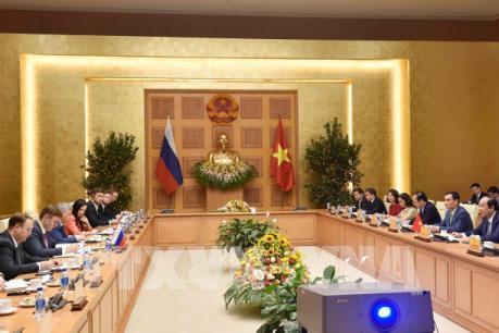 Nga chia sẻ kinh nghiệm xây dựng Chính phủ điện tử với Việt Nam