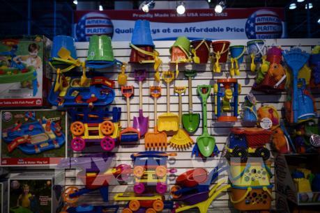 Nhiều hãng đồ chơi Mỹ tính chuyển hoạt động sang Việt Nam